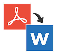 How to Convert PDF Documents to Word