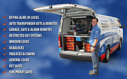 Locksmith Services : There is a lot more than just dealing with locks