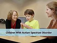Helping Children with Autism Spectrum Disorder