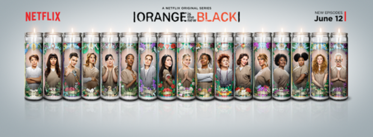 Headline for Soundtrack of Orange Is The New Black Season 3