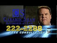 Carabin Shaw with Attorney James Shaw