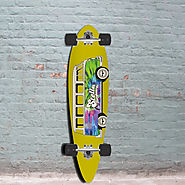 "2015 Pintail Longboard Blunt Nose Dazed and Confused 38"" Stella Complete"