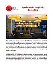 Specialists in Hospitality Furnishing