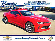 All-New 2016 Chevrolet Camaro for Sale