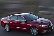 An Overview Of The 2015 Chevrolet Impala – Ramey Chevrolet – Medium