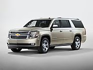 An Overview of 2017 Chevrolet Suburban – Ramey Chevrolet – Medium