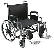 Heavy Duty Wheelchairs in U.S