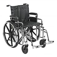 Choosing Heavy Duty Wheelchairs in U.S