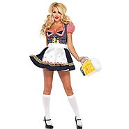 German Beer Girl Costumes