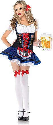 Best German Beer Girl Costumes