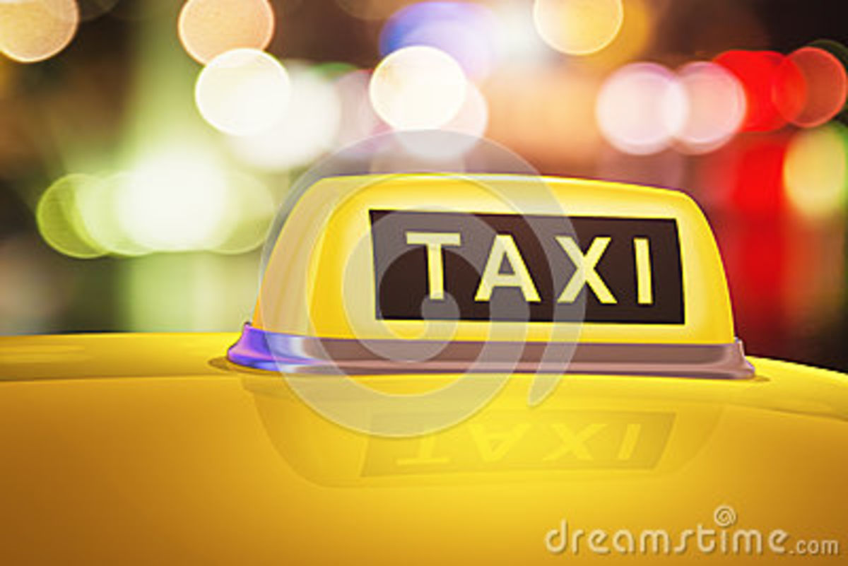 Headline for How Apps based Booking Drive Change in Taxi Industry?