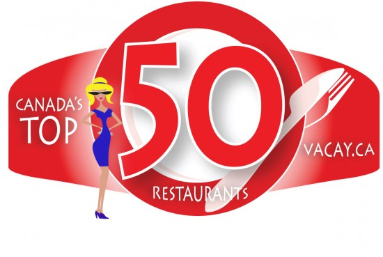 Headline for 2013 Top 50 Restaurants in Canada Guide