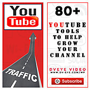 80+ Tools to Help Grow your YouTube Channel.