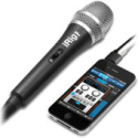 IK Multimedia | iRig Mic - Handheld microphone for iPhone, iPad, iPod touch, and Android devices