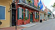 ★★★ Hotel St. Pierre French Quarter, New Orleans, USA