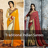 Buying Traditional Saree From Online Store May Save A Lot Of Time