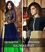 Salwar Kameez Is No More A Small Town Dress | Preeti Sangal's Indian Fashion Blog