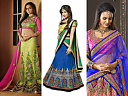 High Alert - Bride-To-Be Can Also Get Her Wedding Lehenga Choli Set Online!