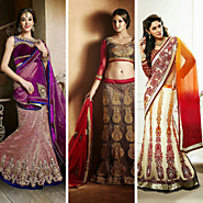 Indians Are Buying Designer Lehenga Choli Set From Online Stores