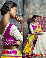 Printed Sarees Add Elegance And Charm To Beauty- Most Indian Women Agree