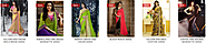 Traditional Indian Sarees Available Online Become One Of The Wedding Dresses