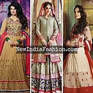 There's A Reason Why You Must Buy Partyware Anarkali Floor Length Suit Online!