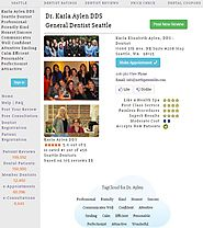 Dr. Karla Aylen 105 Reviews Dentist Seattle DDS
