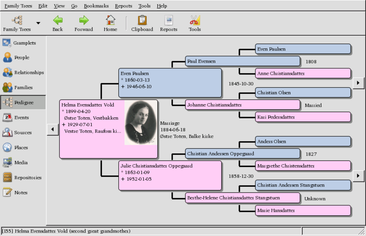 Headline for List of Free Top 10 Best Genealogy Software