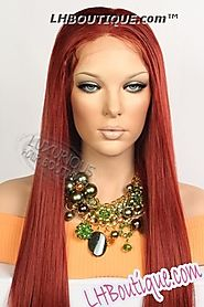 Synthetic Hi Temp Lace Front Wig - Magic