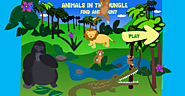 Animals in the Jungle