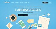 Lander - Landing Page: Create, Publish and Optimize for Free
