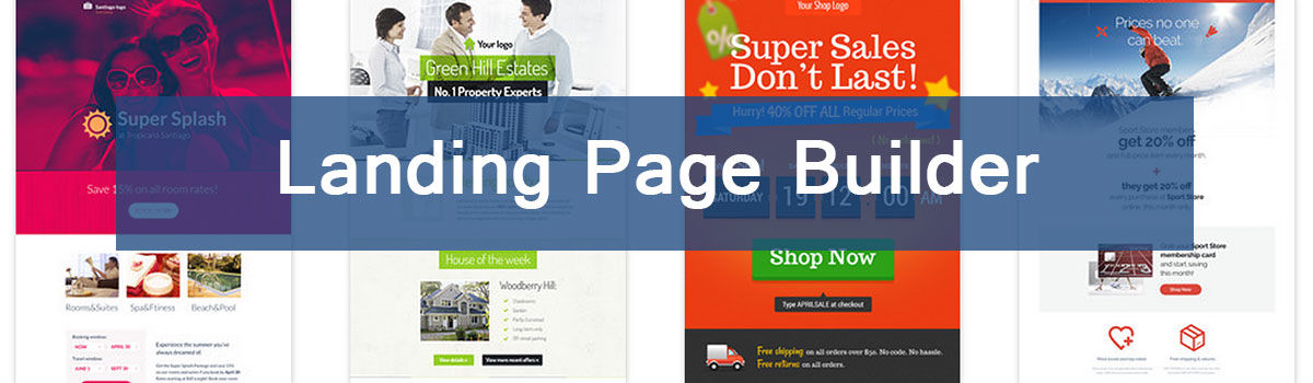 Headline for Landing Page Builder