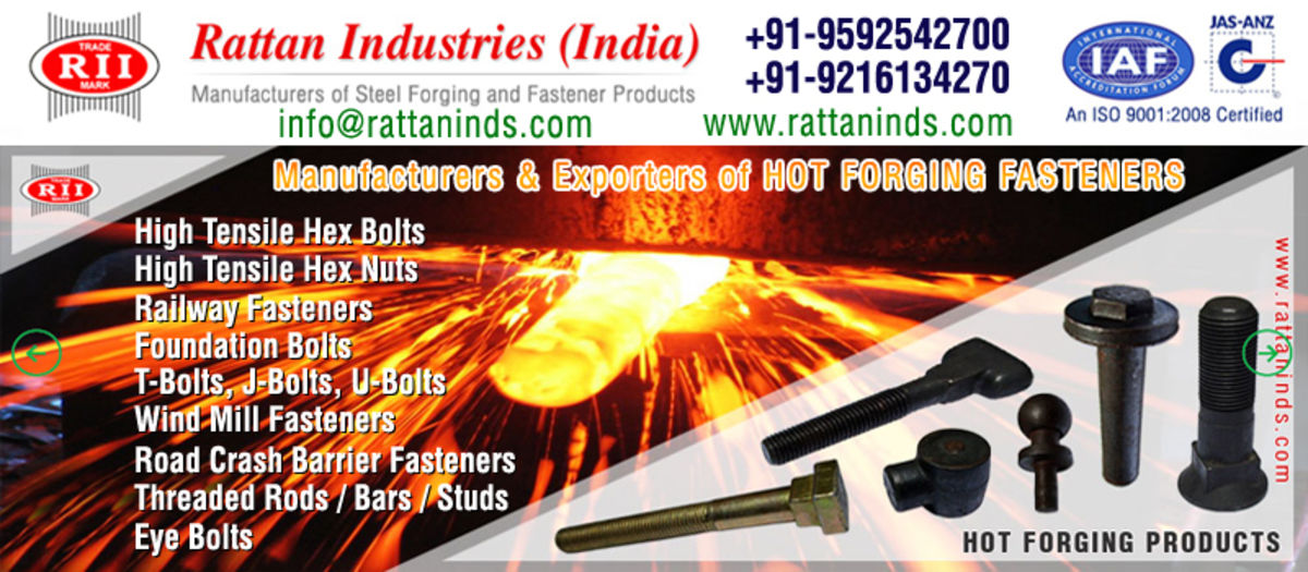 Headline for RATTAN INDUSTRIES (INDIA)