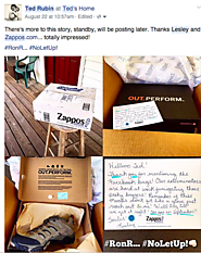 Zappos and Listening