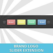 Magento Brand Logo Slider Extension For Your Online Store
