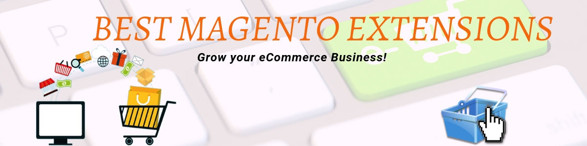 Headline for List of Magento Extensions