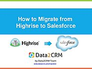 Migrate from Highrise to Salesforce Automatedly