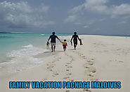 Family Vacation Package To Maldives with Extraordinary Escapes