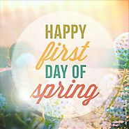 First day of spring equinox 2016