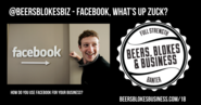 018: Facebook, what's up Zuck?