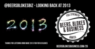 020: Looking back at 2013