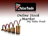 My Value Trade - Online Stock Market