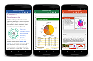 Office for Android phone is here! - Office Blogs