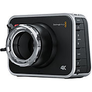 Blackmagic 4K Production Camera