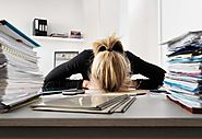7 Signs You're Burned Out at Work