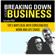 Breaking Down Your Business - The most entertaining business podcast IN THE WORLD.