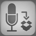 DropVox ($1.99) - Record Voice Memos to Dropbox