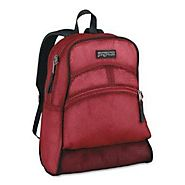 JanSport Mesh Pack (Thai Redpepper) - Backpacks n BagsBackpacks n Bags