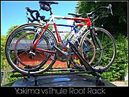 Best Roof Bike Racks|Thule Bike Rack vs Yakima Roof Rack