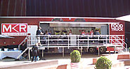 Display Trailers, Mobile Stages Rental, Advertising, Exhibition and Promotional Trailers for Hire - Event Trailers Au...